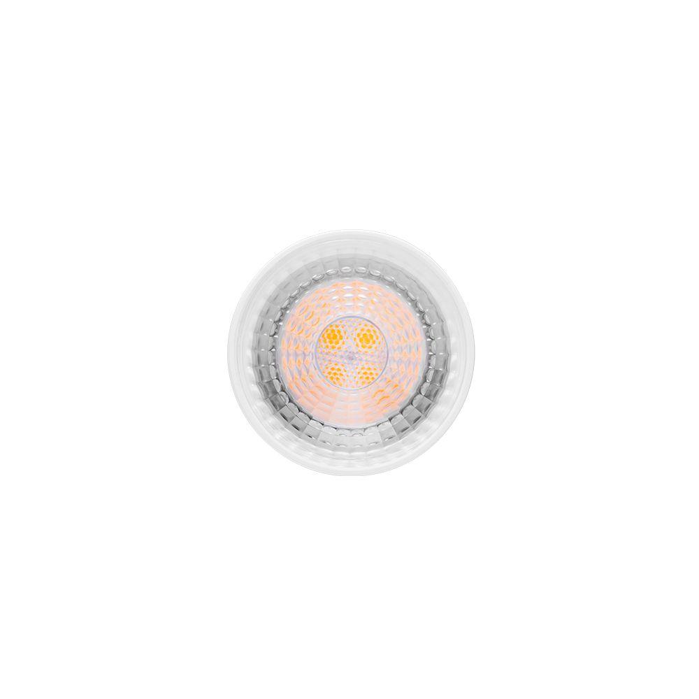 LÂMPADA LED MR16 6W BRANCA NEUTRO 4000K GU10 100-240V