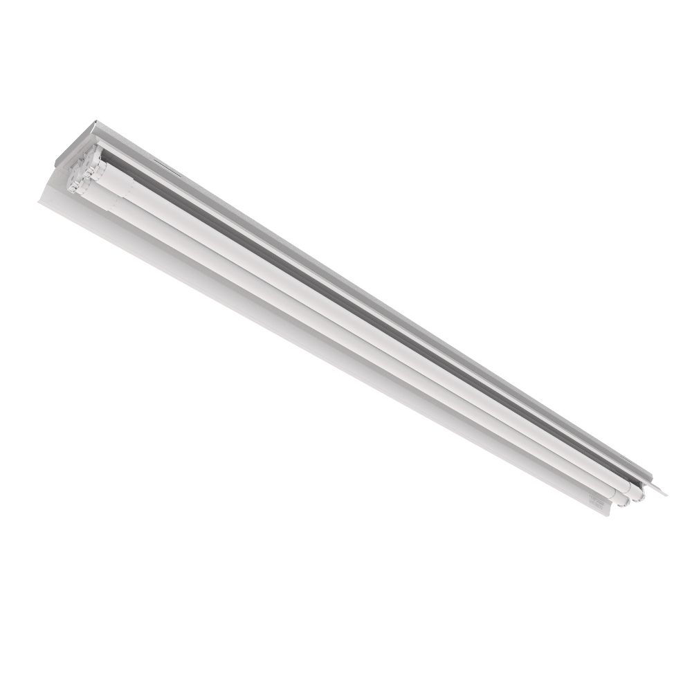 LUMINÁRIA INDUSTRIAL SOBR PARA TUB LED 1X16/18/24W 1200MM COM ABA