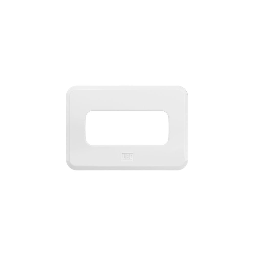 Placa de Embutir Móveis/Pedra Quadrado 2X35MMP/1Módulo BR COMPOSÉ
