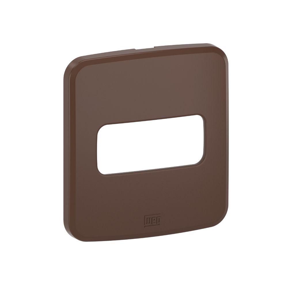 Placa de Embutir Móveis/Pedra Redondo 60MM P/1Módulo MR COMPOSÉ