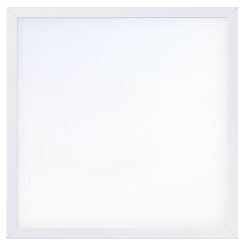 Plafon LED de Embutir 30W Branco Neutro 4000K Bivolt