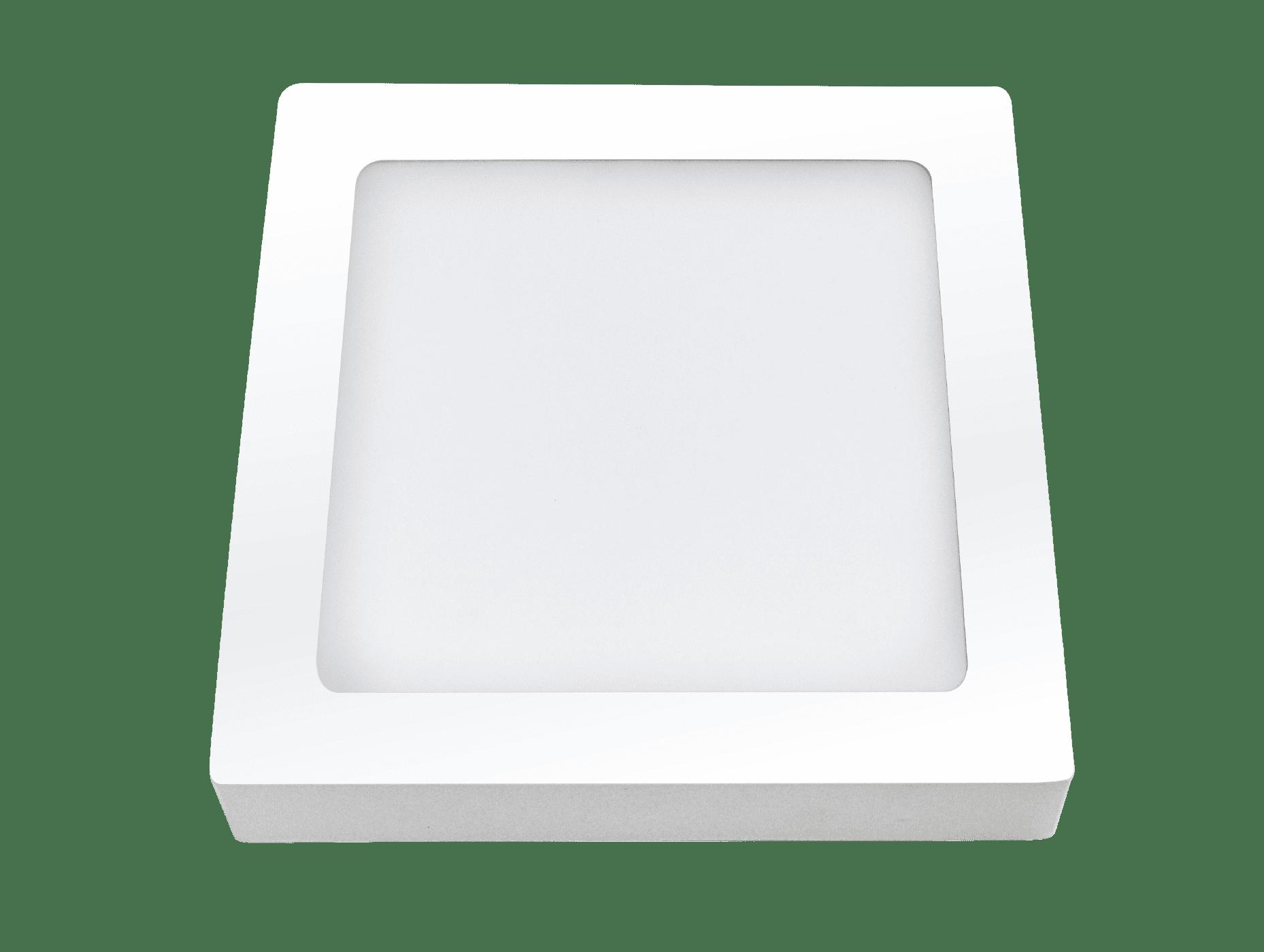 PLAFON SLIM LED SOB QUAD 24W 4000K