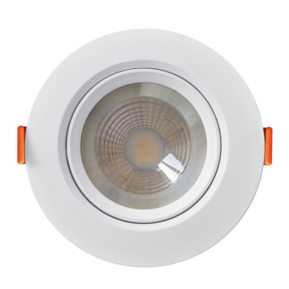 Spot LED 5W Branca Fria 6000K 100-240V