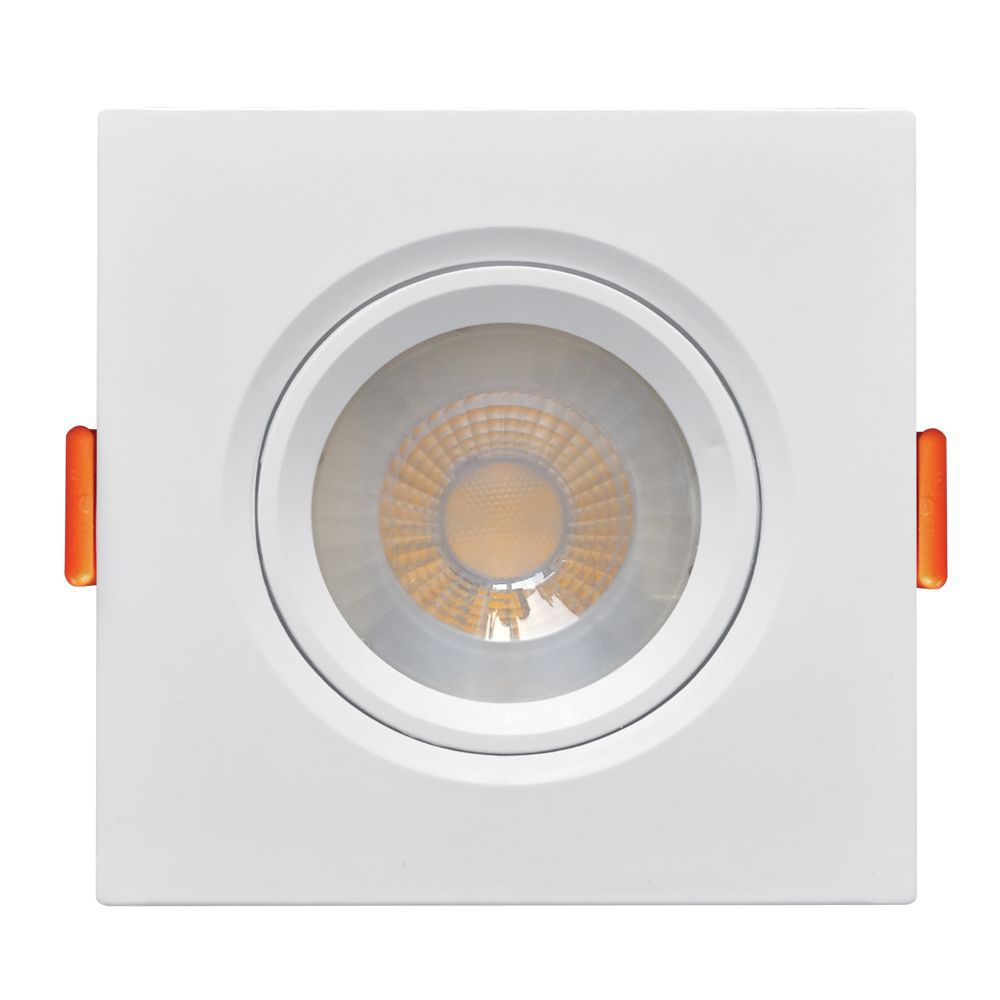 Spot MR16 LED 5W Branca Morna 3000K 100-240V