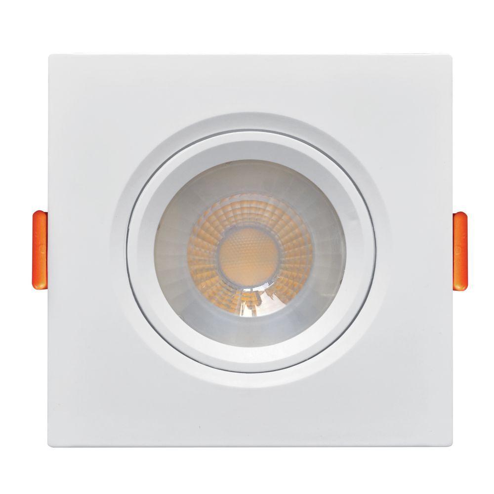 Spot MR16 LED 5W Branca Morna 3000K 100-240V