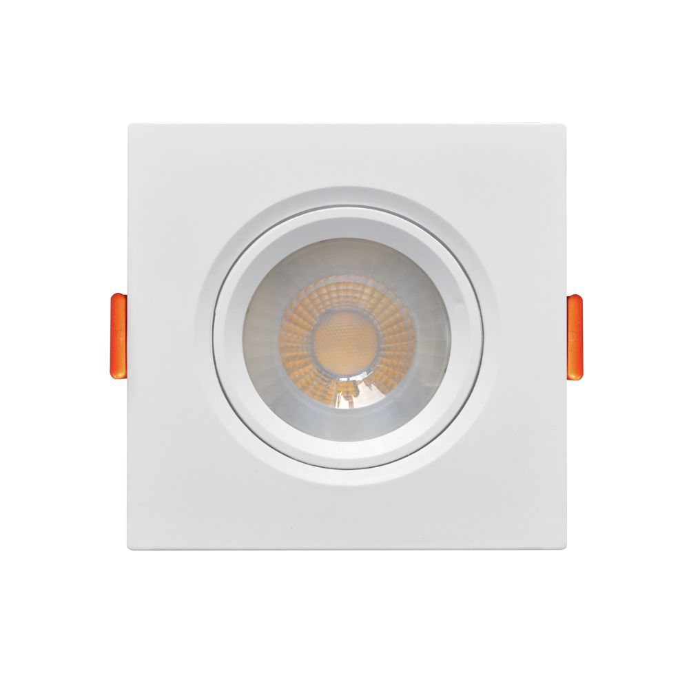 Spot MR11 LED 3W Branca Morna 3000K 100-240V