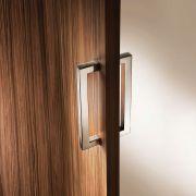 Puxador de Porta 318 em Inox 304 Duplo (par)