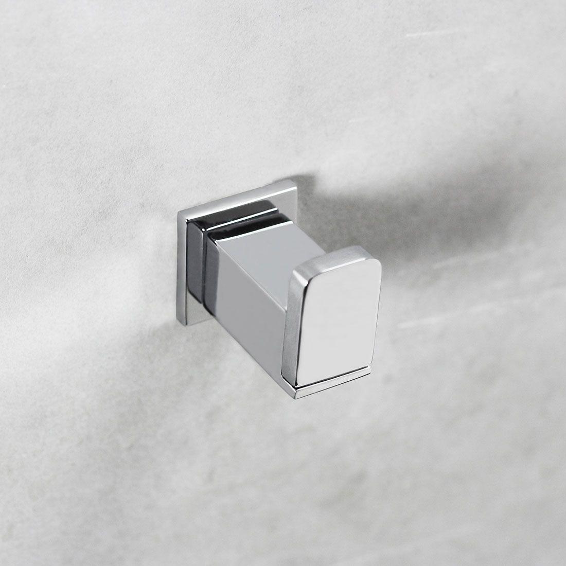 Cabide 4007 para Banheiros e Lavabos