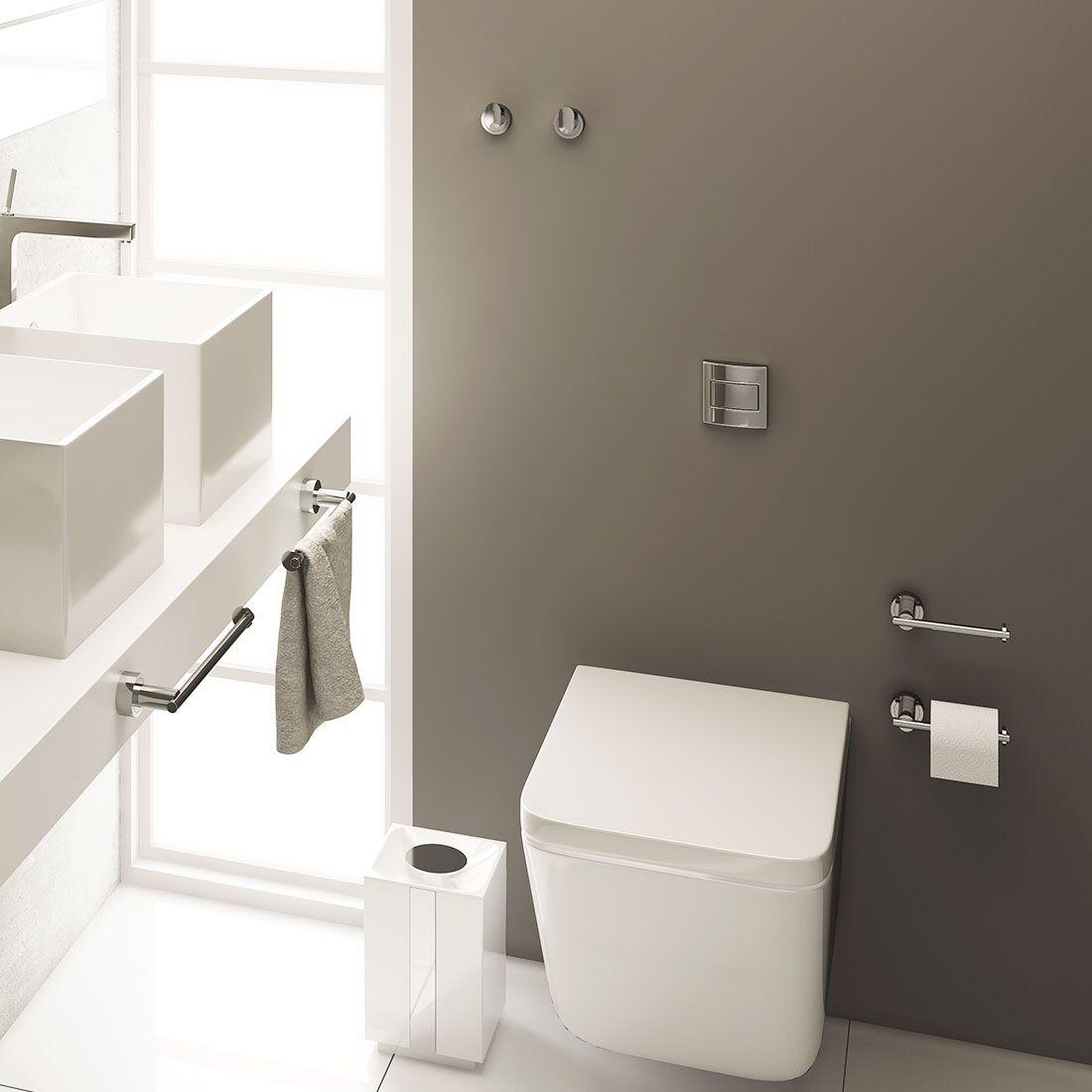 Cabide Anello para Banheiros e Lavabos
