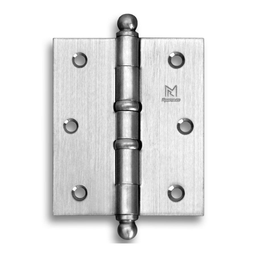 Dobradiça de Porta MR com Anel 5296 - Ferro