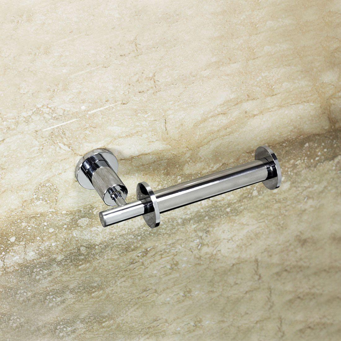 Porta Papel 4001 para Banheiros e Lavabos
