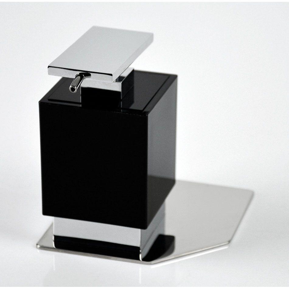 Saboneteira Líquida de Balcão Elemento para Banheiros e Lavabos