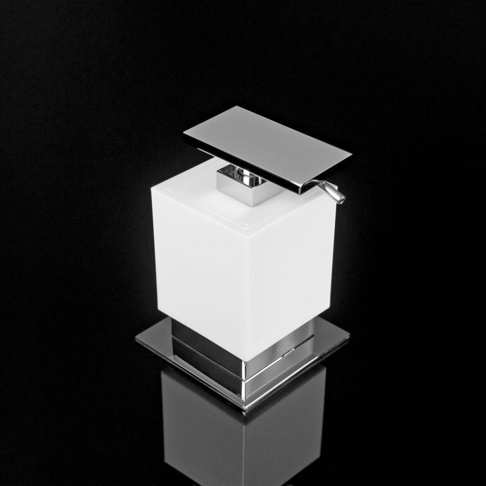 Saboneteira Líquida de Balcão One/Be para Banheiros e Lavabos
