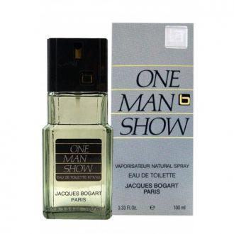 Perfume One Man Show Jacques Bogart Eau de Toilette 100ml Masculino