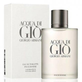 Perfume Acqua di Giò Pour Homme Giorgio Armani Eau de Toilette Masculino