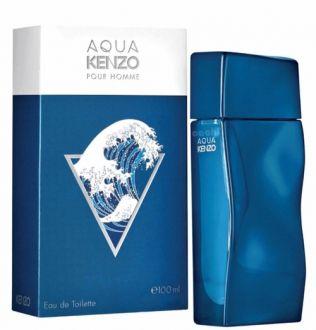 Perfume Aqua Pour Homme Kenzo Eau de Toilette Masculino 100ml