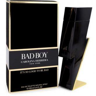 Perfume Bad Boy Carolina Herrera Eau de Toilette Masculino 100ml