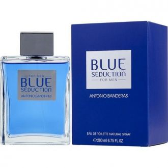 Perfume Blue Seduction For Men Antonio Banderas  Eau de Toilette 200ml