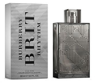 Perfume Burberry Brit Rhythm Burberry Eau de Toilette Masculino 90ml
