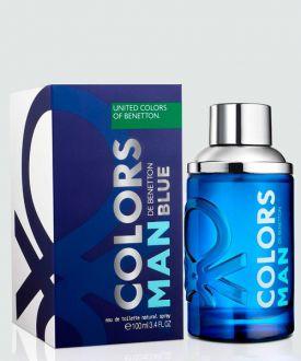 Perfume Colors Man Blue Benetton Eau de Toilette Masculino