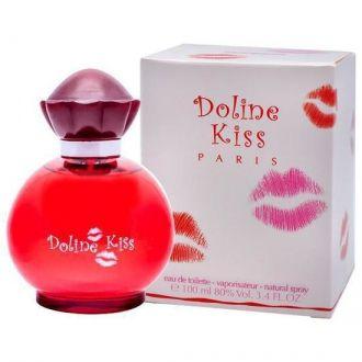 Perfume Doline Kiss Via Paris Eau de Toilette Feminino 100ml