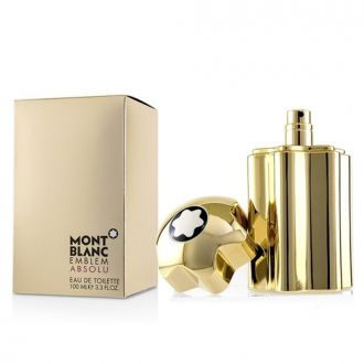 Perfume Emblem Absolu Montblanc Eau de Toilette Masculino 100ml