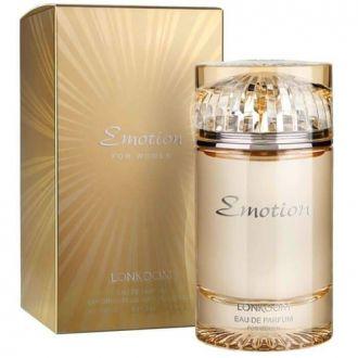 Perfume Emotion Gold De Lonkoom Eau De Parfume 100 ml Feminino