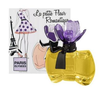 Perfume La Petite Fleur Romantique Paris Elysees Perfume Eau de Toilette Feminino 100ml