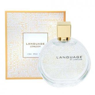 Perfume Language De Lonkoom Eau De Parfum 100ml Feminino