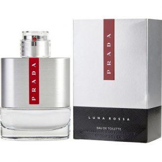 Perfume Luna Rossa Prada Eau de Toilette Masculino 100ml