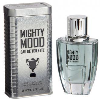 Perfume Mighty Mood Linn Young Perfume Eau de Toilette Masculino 100ml