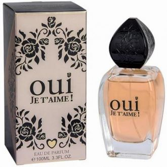Perfume Oui Je T'aime Linn Young Coscentra Eau de Parfum Feminino 100ml