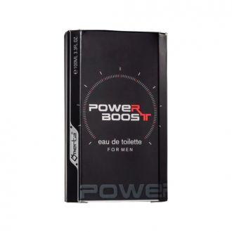 Perfume Power Boost Omerta Eau De Toilette Masculino 100ml