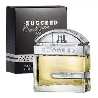 Perfume Succeed Lonkoom Eau de Toilette 100ml Masculino