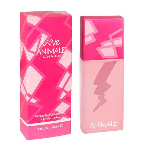 Perfume Animale Love For Woman Feminino 100ml