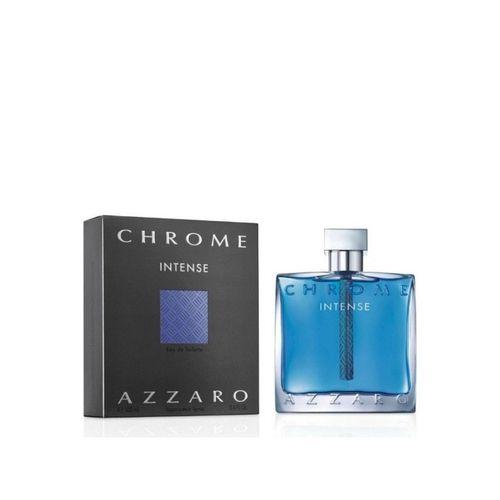 Perfume Azzaro Chrome Intense Eau de Toilette Masculino 100ml