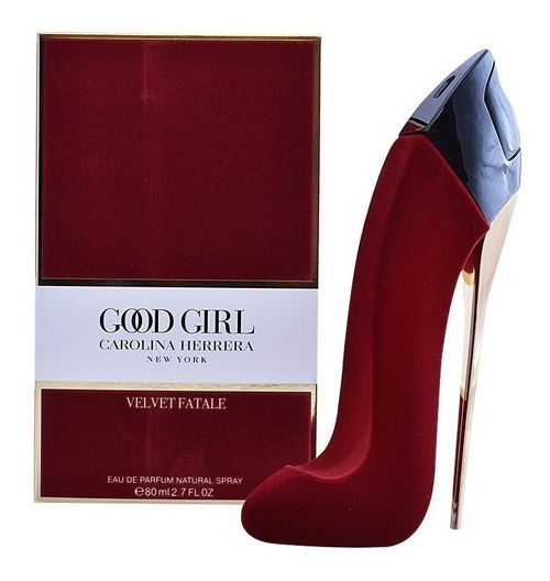 Perfume Good Girl Velvet Fatale Carolina Herrera Eau de Parfum Feminino 80ml