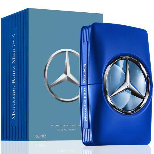 Perfume Mercedes-Benz Man Blue Eau de Toilette 100ml Masculino