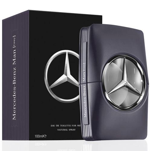 Perfume Mercedes-Benz Man Grey Eau de Toilette 100ml Masculino