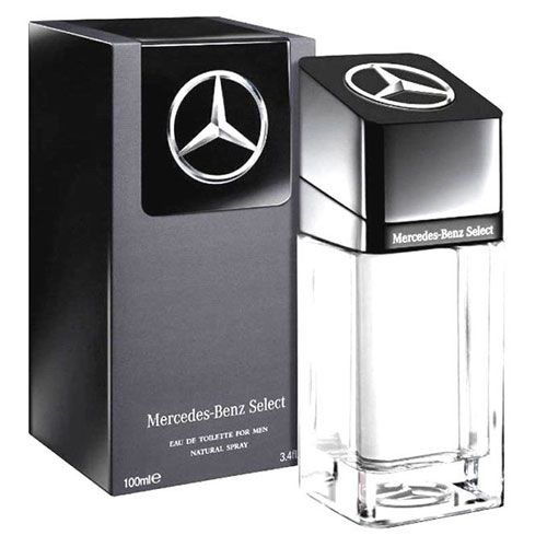 Perfume Mercedes Benz Select Eau de Toilette 100ml Masculino