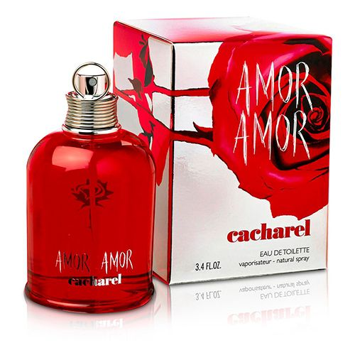 Perfume Amor Amor Cacharel Eau de Toilette Feminino