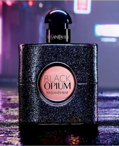 Perfume Black Opium Yves Saint Laurent  Feminino Eau de Parfum