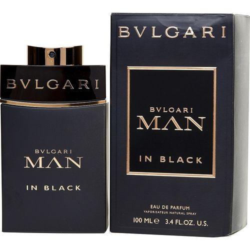 Perfume Bvlgari Man in Black Bvlgari Eau de Parfum Masculino 100ml