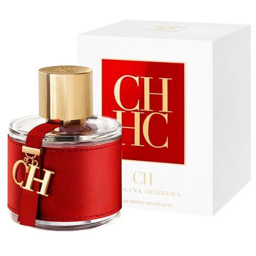 Perfume CH Carolina Herrera Eau de Toilette Feminino