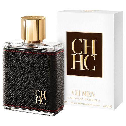 Perfume CH Men Carolina Herrera Eau de Toilette  Masculino