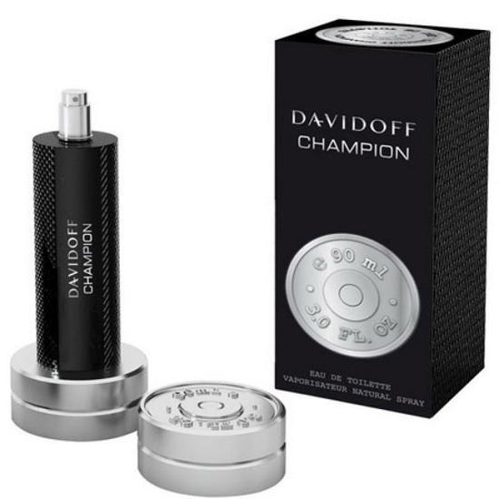 Perfume Champion By Davidoff For Men Eau De Toilette Masculino 100ml