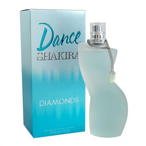 Perfume Dance Diamonds Shakira Eau de Toilette Feminino 80ml