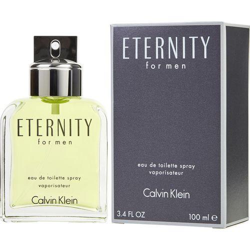 Perfume Eternity For Men Calvin Klein Masculino Eau de Toilette 100ml