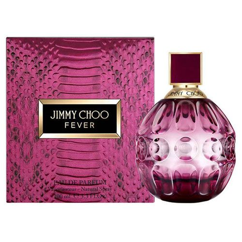 Perfume Fever Jimmy Choo Eau de Parfum Feminino 100ml