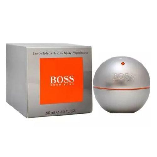 Perfume Hugo Boss Boss In Motion Eau de Toilette 90ml
